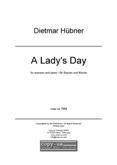Dietmar Hübner: A Lady's Day